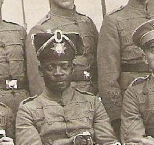 Black Soldiers in WW1 - The Black Presence in Britain