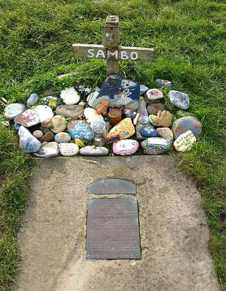 Grave of Samboo / Sambo