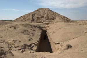 El Kurru Pyramid