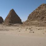 Nuri - Pyramids - Nubia