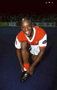 Ian Wright - Footballer