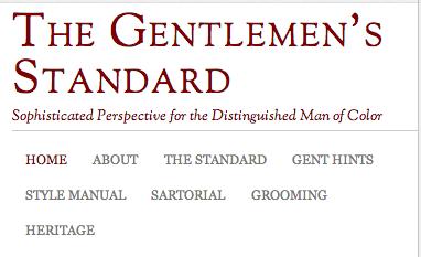 The Gentlemen's Standard
