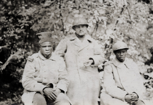Three French Prisoners of War
