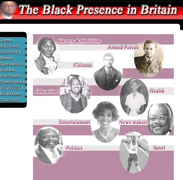Black Presence 2001
