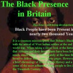 the Black Presence in Britain - version 1
