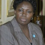 Rebeca Kadaka, vice president of the Parliament of Uganda