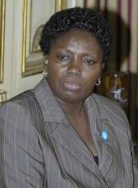 Rebeca Kadaka, vice president of the Parliament of Uganda