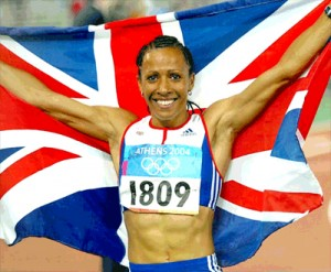 Image result for kelly Holmes