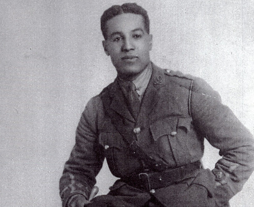 Walter Tull - British Army