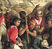 Black Sailor at Waterloo