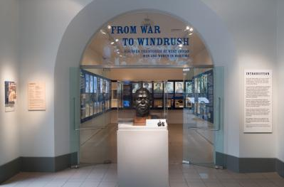 War to Windrush Exhibition